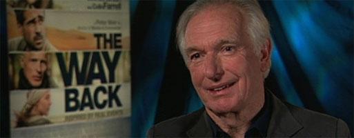 Director Peter Weir Interview THE WAY BACK sliceInterview