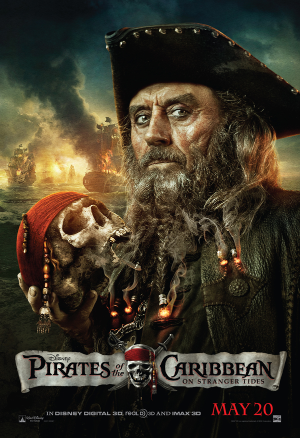Official synopsis for pirates of the caribbean on stranger tides