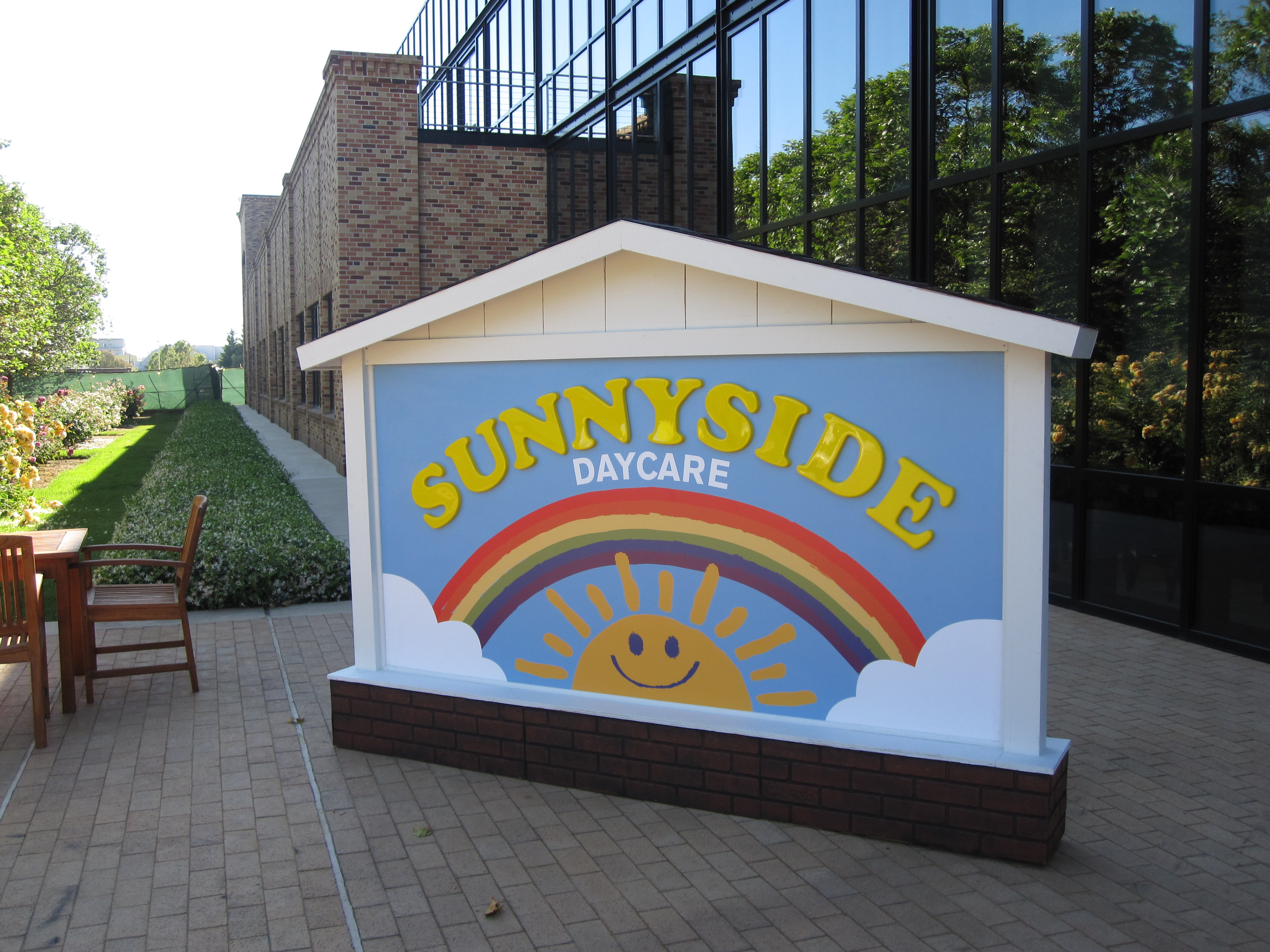 Toy Story 3 Sunnyside : Photos of matt s visit to pixar animation studios for the