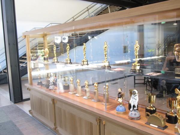 Pixar: They've won some awards.