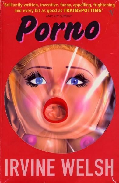 porno book cover trainspotting sequel