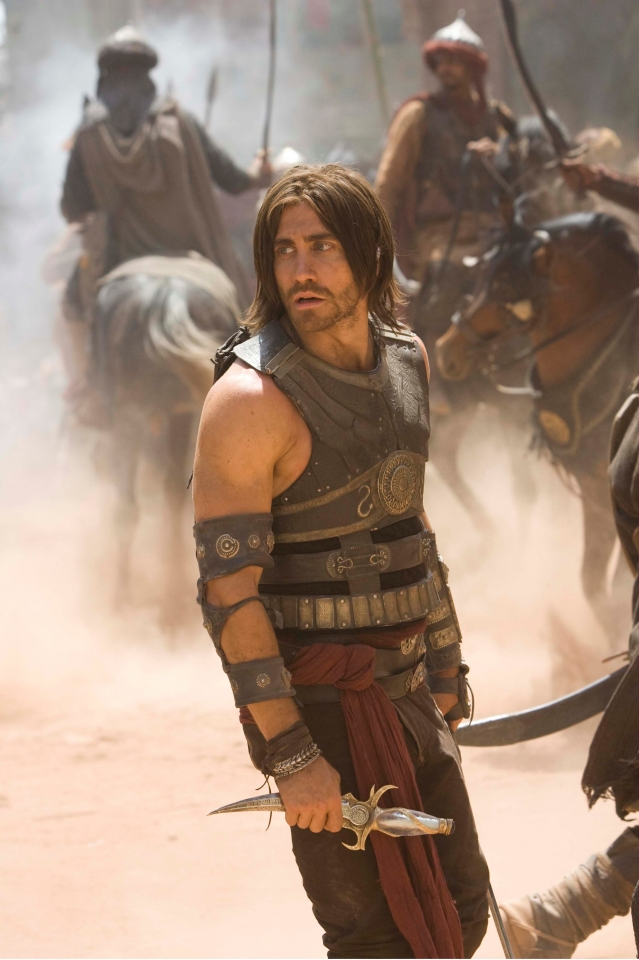 PRINCE OF PERSIA: THE SANDS OF TIME Movie Images, Poster ...