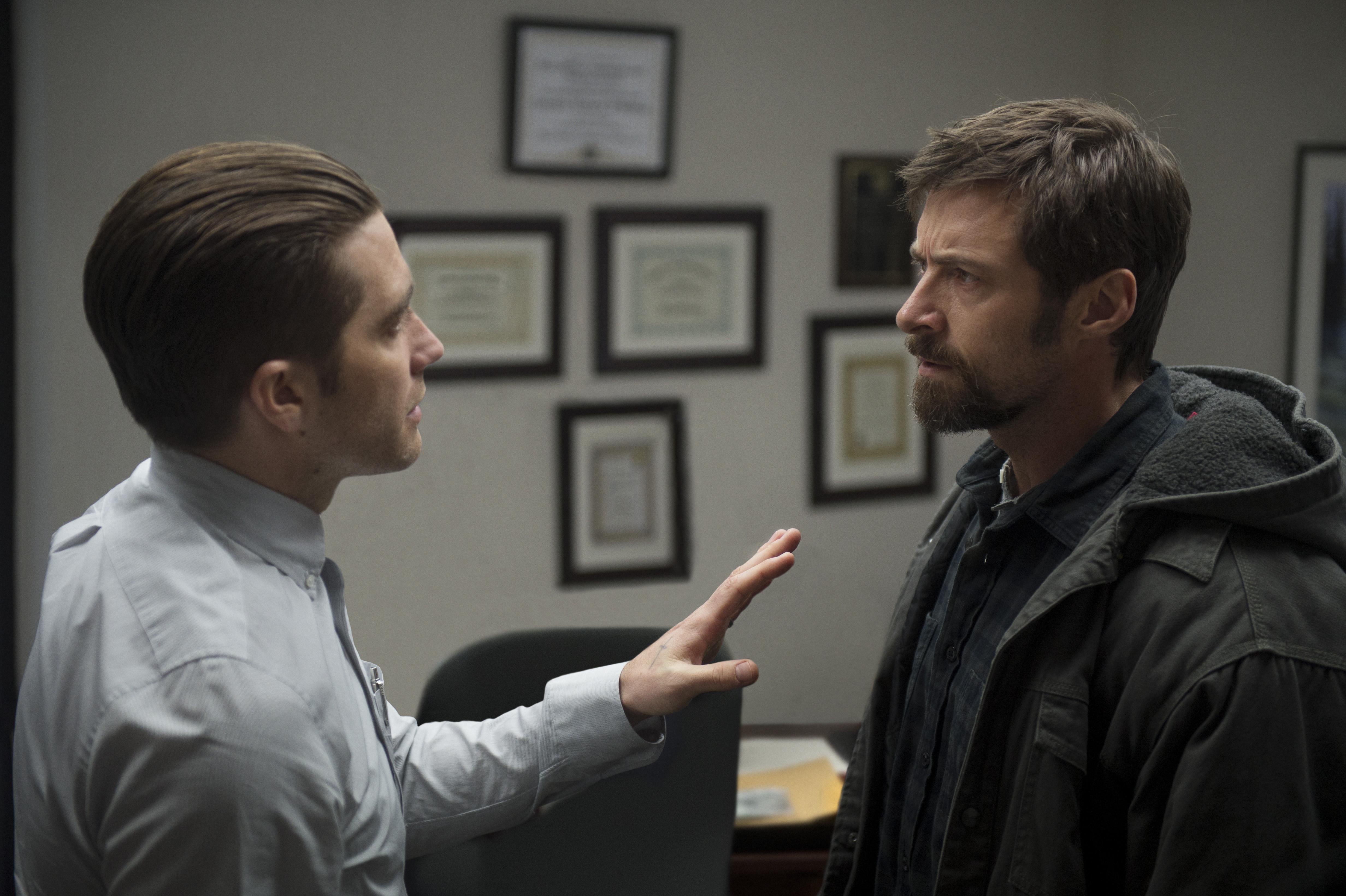 Jake Gyllenhaal Prisoners PRISONERS Movie Review...