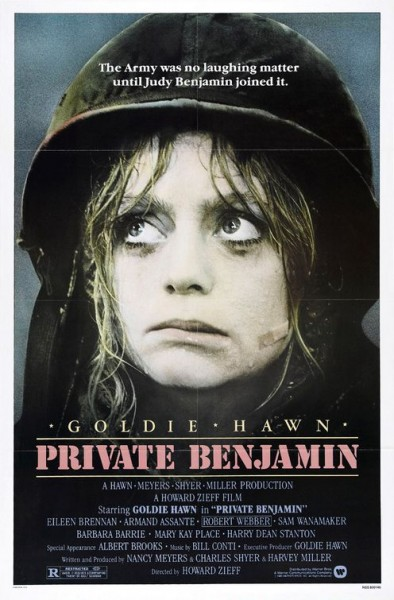 private-benjamin-poster