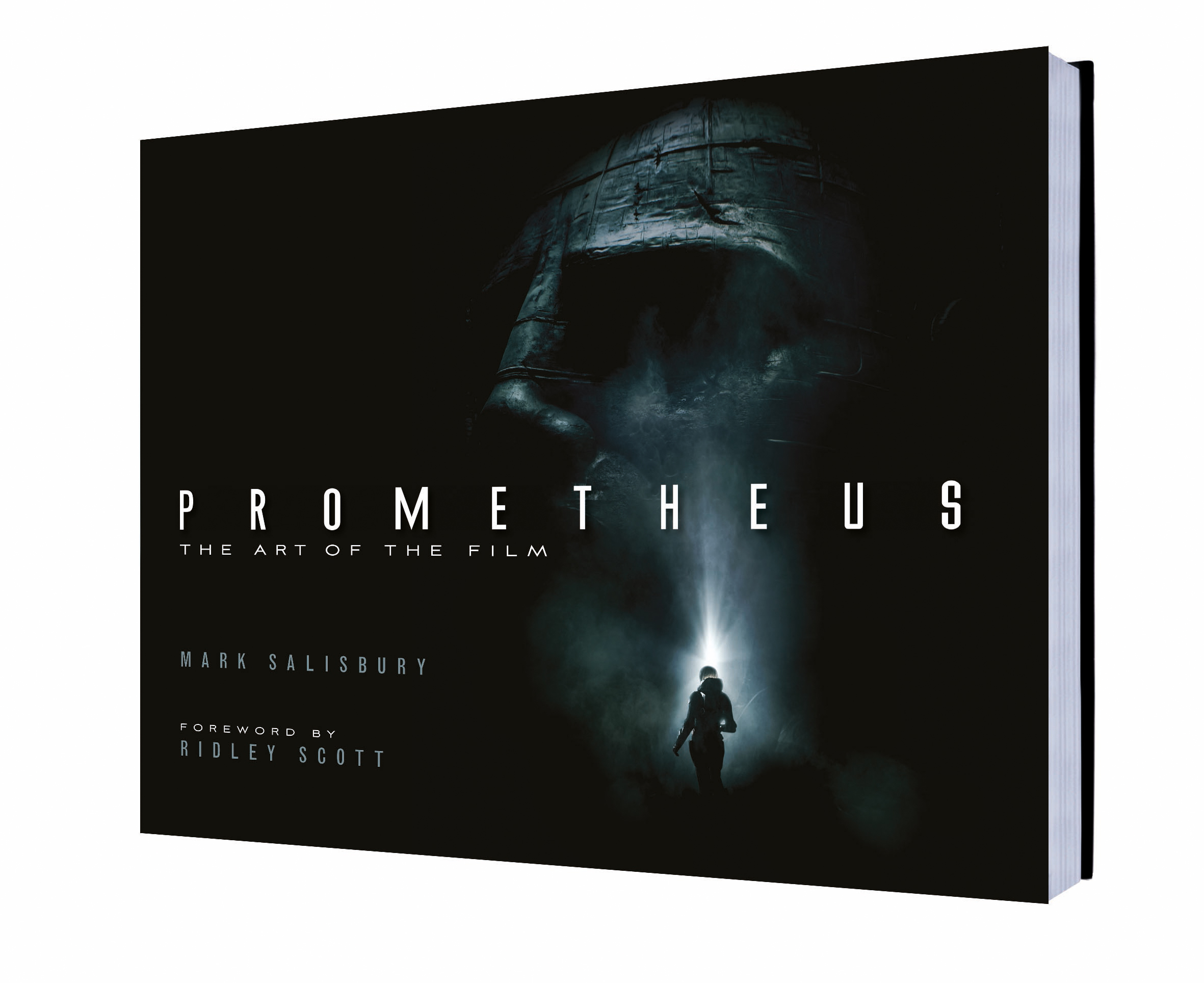 Book Cover Art Commission : The book of alien and prometheus art film