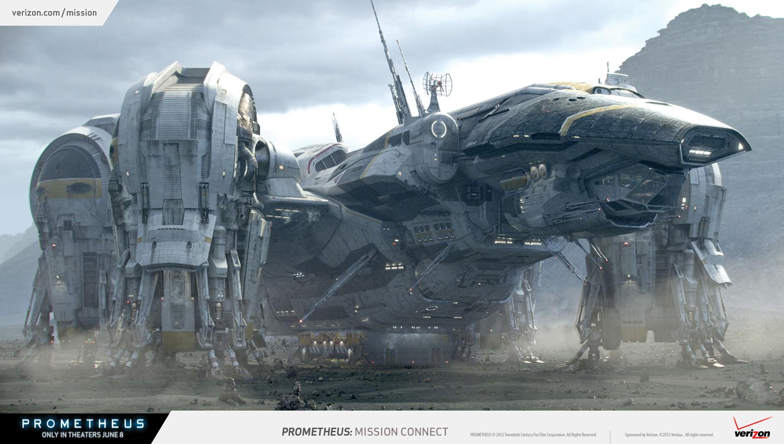 [OB;015] Vu'Kulmur System Prometheus-ship