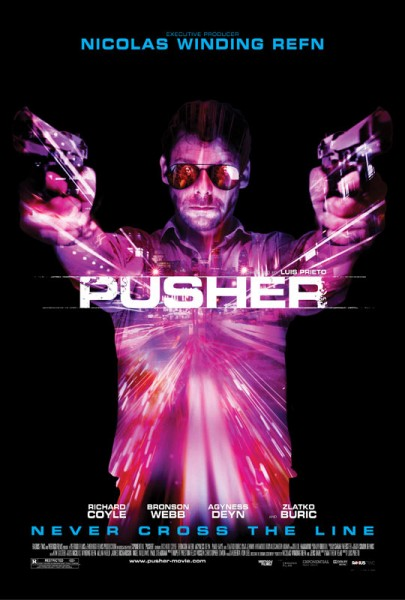 pusher-poster