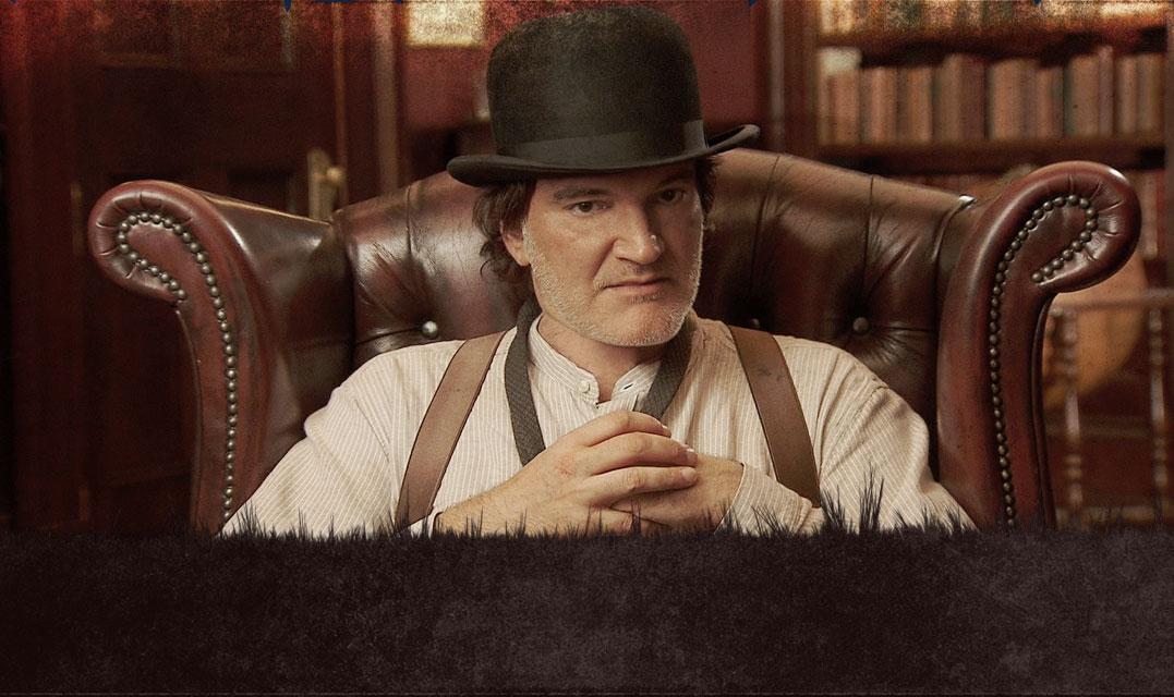 Quentin Tarantino Django Unchained Contest Image