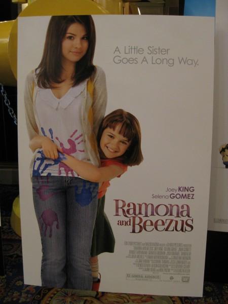 Ramona and Beezus movie poster