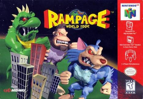 rampage-n64-game-cover