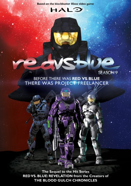 red-vs-blue-poster