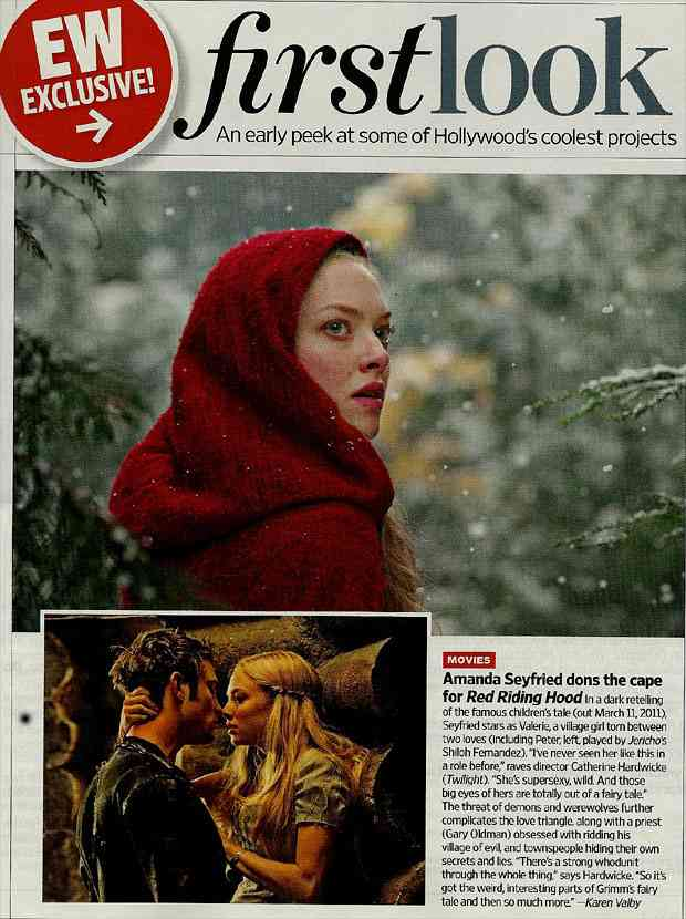 red riding hood film. complete Red Riding Hood