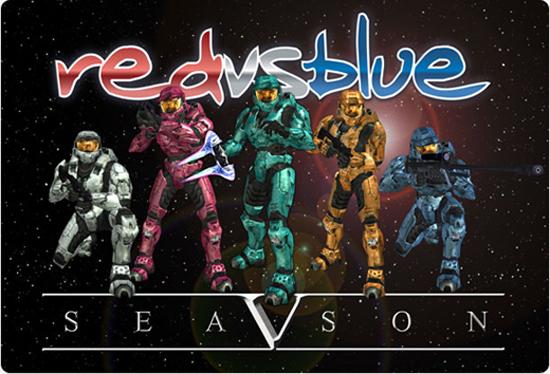 Red Vs. Blue: Season Five movie