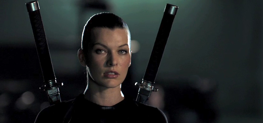 22 Images from RESIDEN... Milla Jovovich Resident Evil Movie