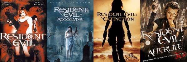 Resident Evil Retrospective Looks Back At The Previous Films Starring Milla Jovovich Collider