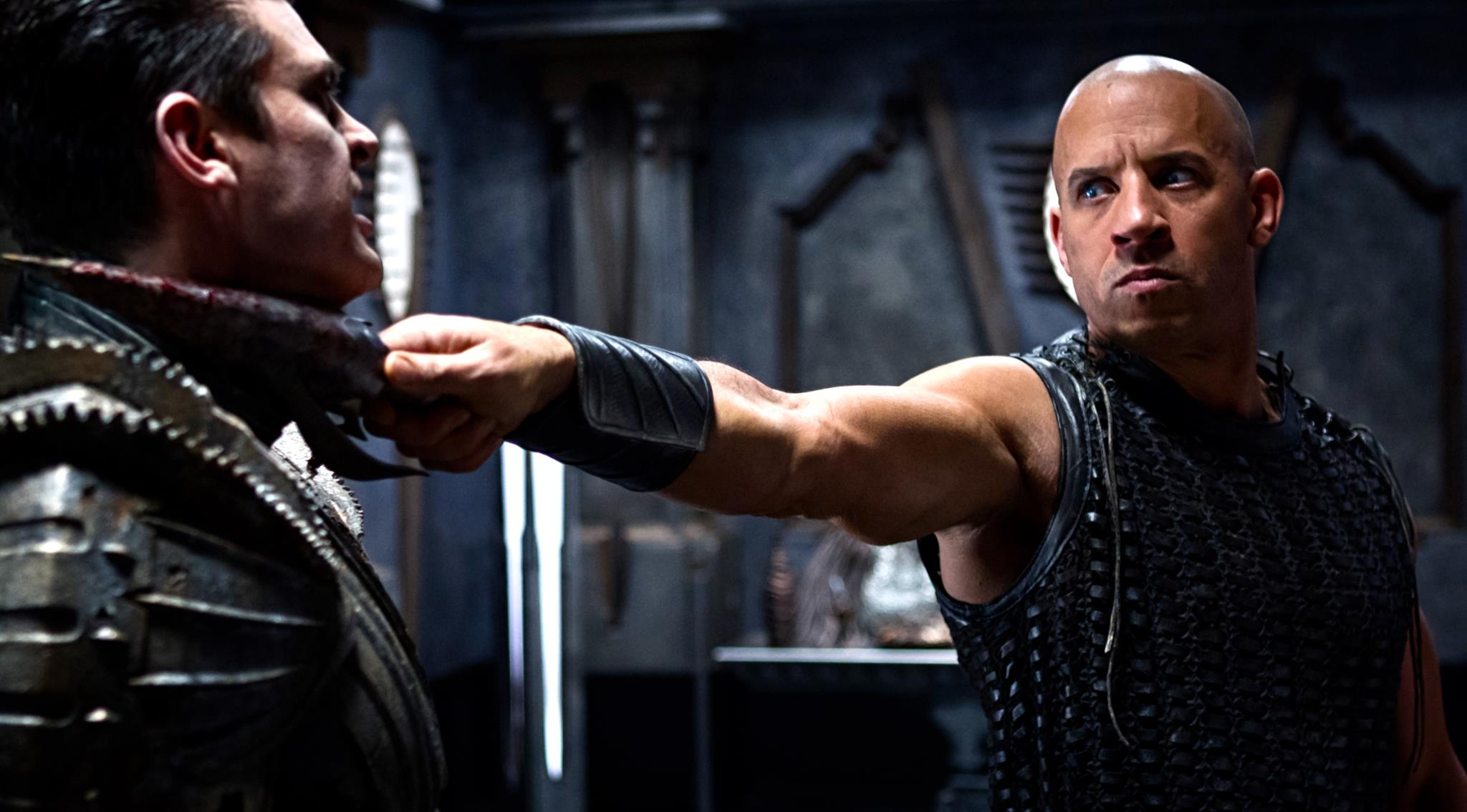 Riddick sequels still coming archive page 2 the superherohype forums