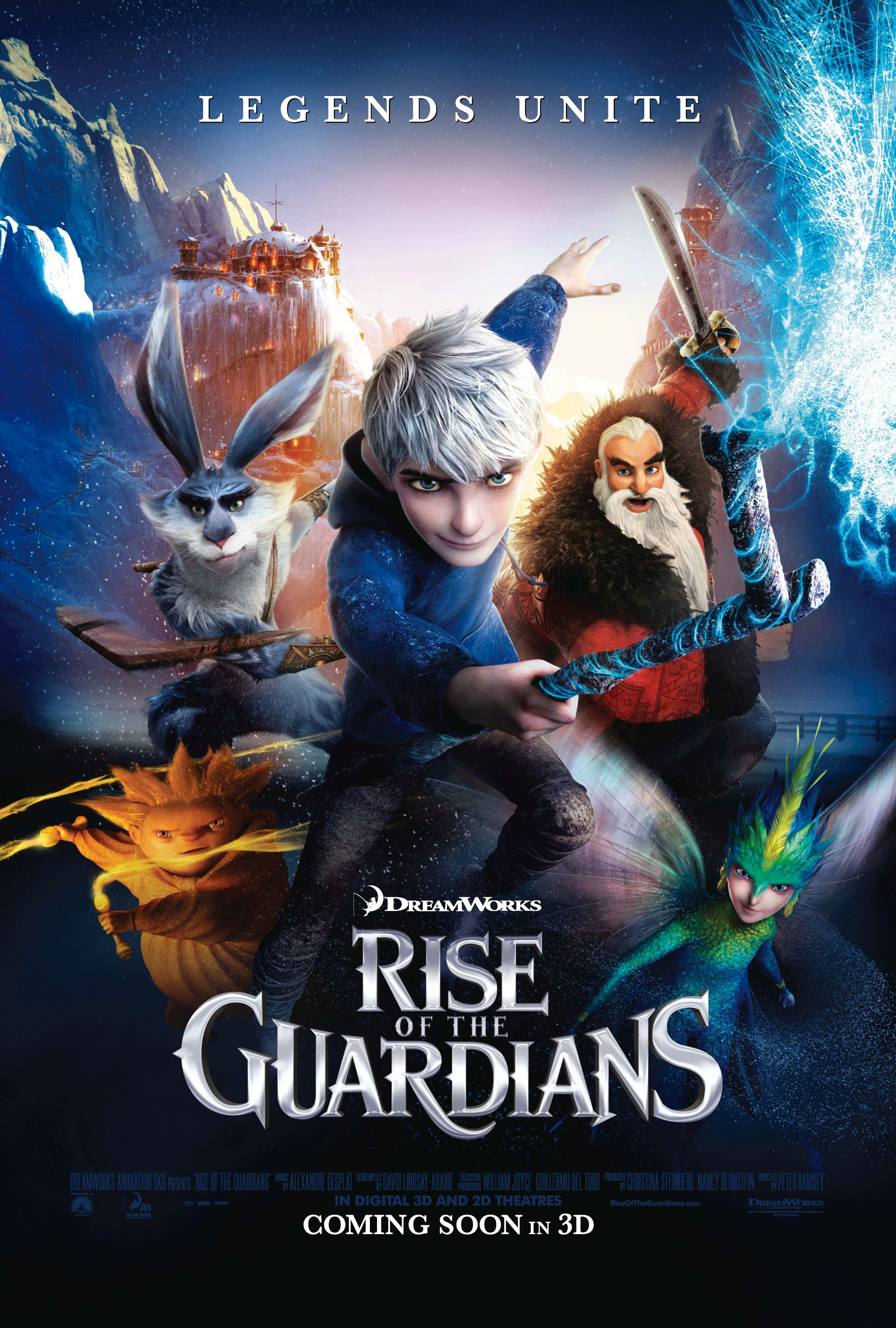 Rise Of The Gardians Blackice Rise Of The Guardians Two Sides By Vanrah On Deviantart Rise Of The Guardians Jack Frost Guardians Of Childhood