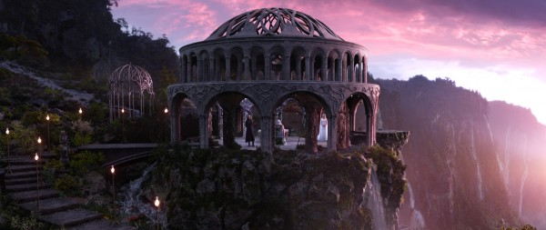 THE HOBBIT: AN UNEXPECTED JOURNEY - rivendell