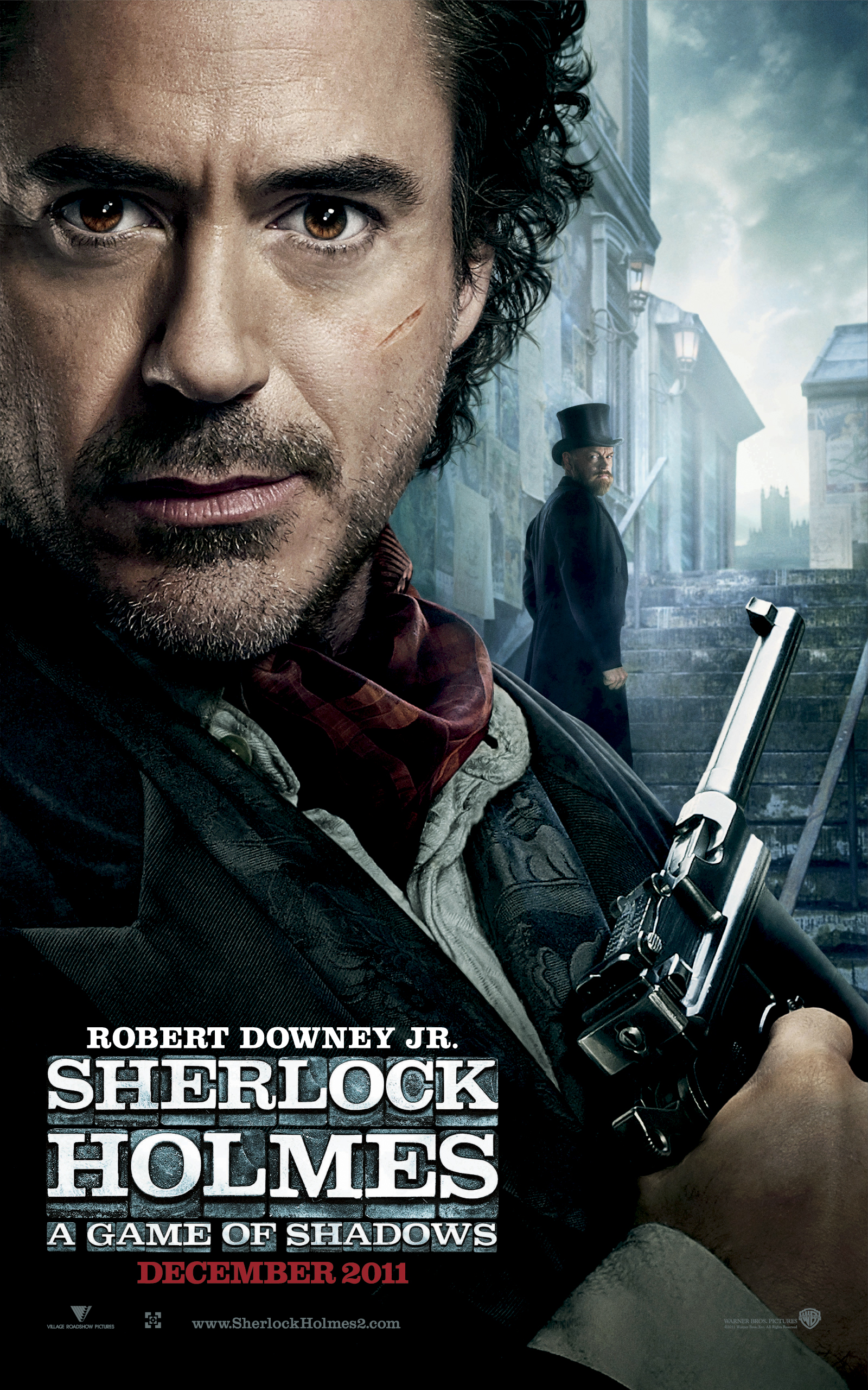 20 Things to Know About SHERLOCK HOLMES 2: A GAME OF SHADOWS.