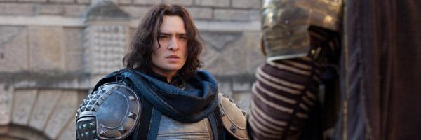 Romeo Juliet Interview Ed Westwick Talks Playing Tybalt