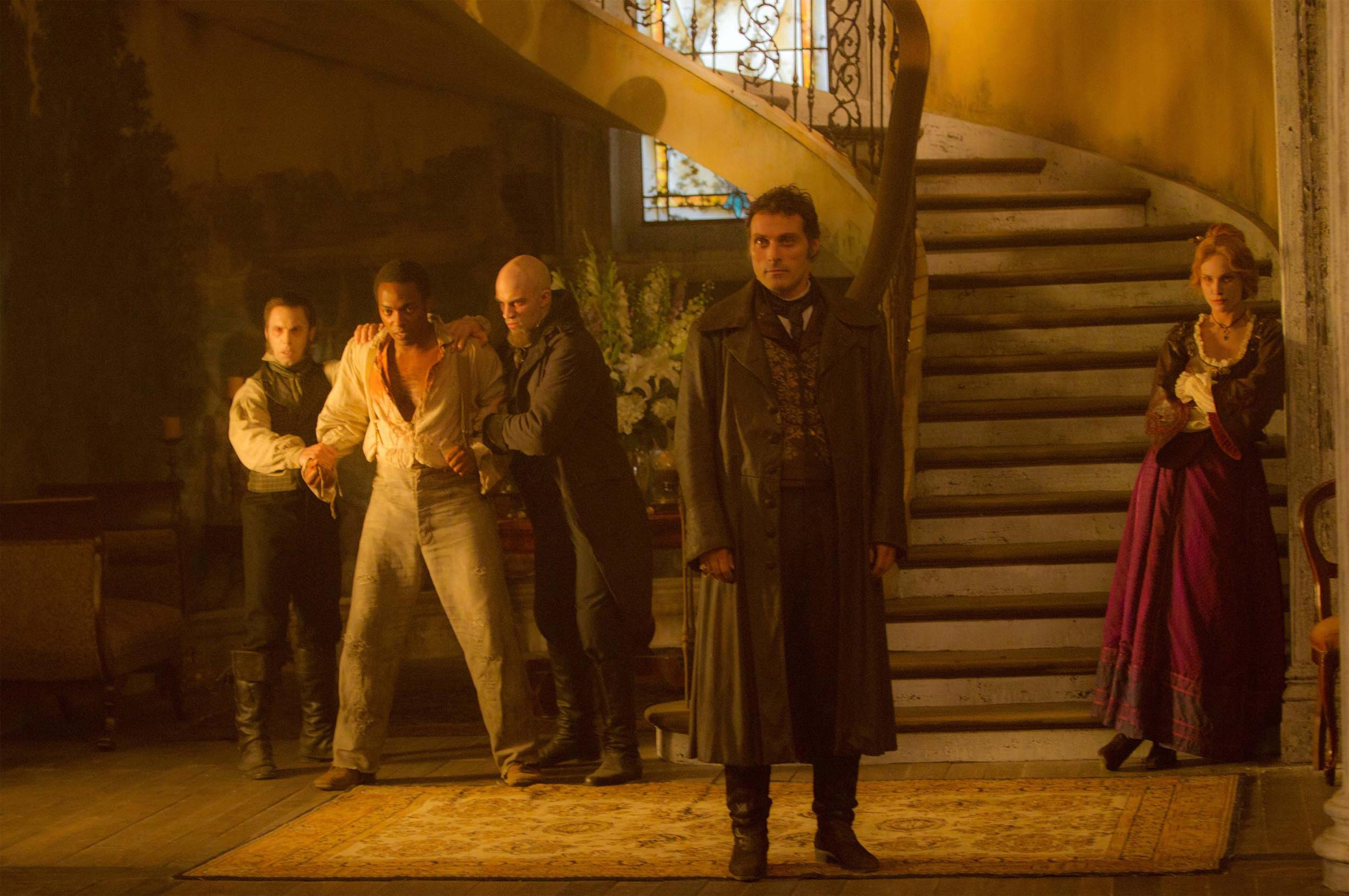 Abraham Lincoln Vampire Hunter Review
