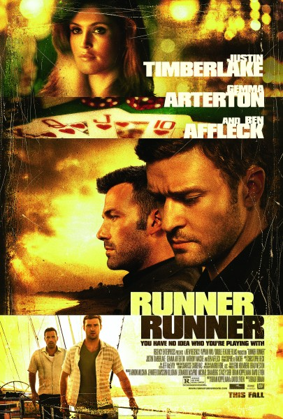 runner runner poster