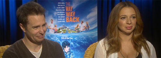 sam-rockwell-maya-rudolf-the-way-way-back-interview-slice