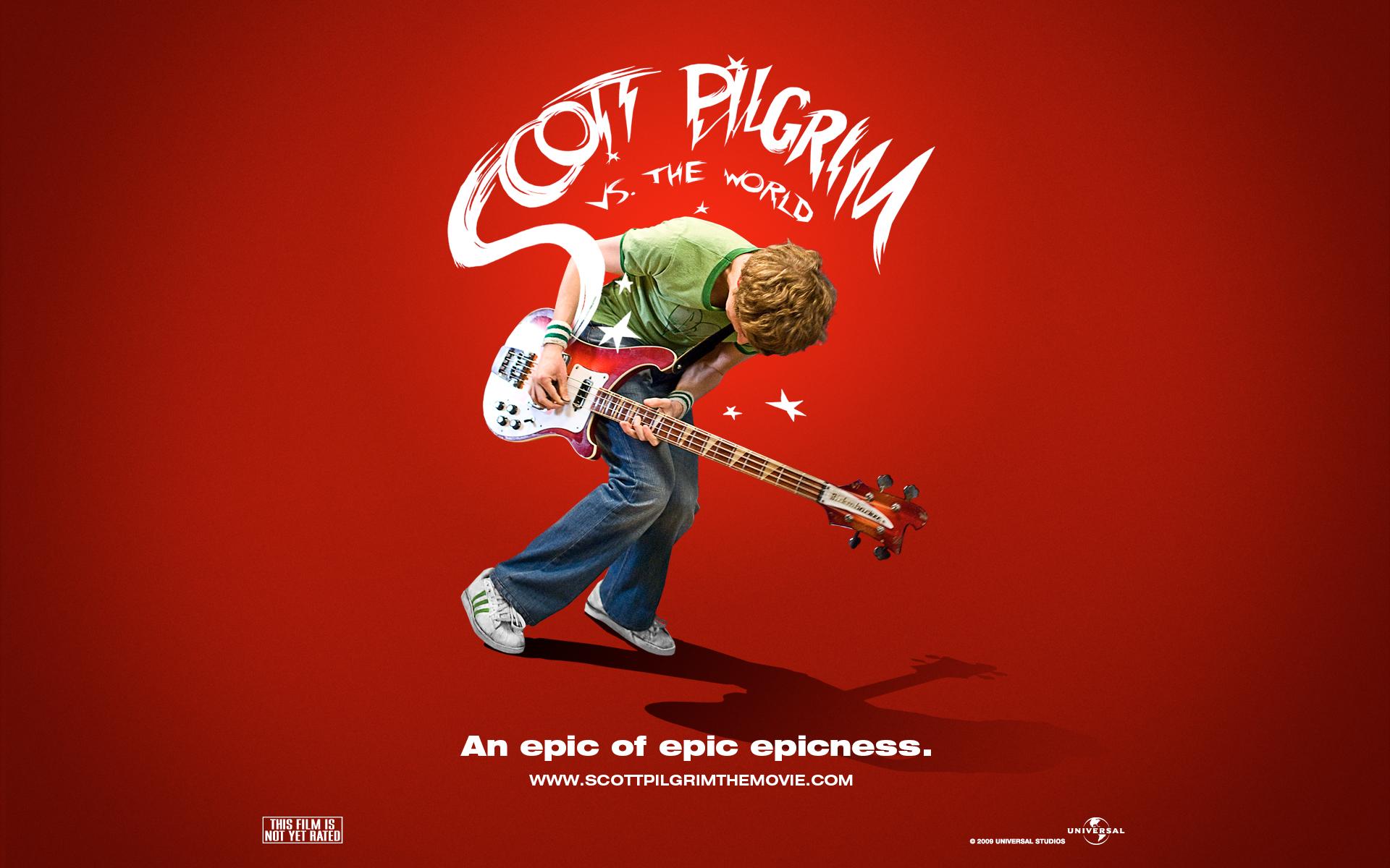 For Scott Pilgrim vs