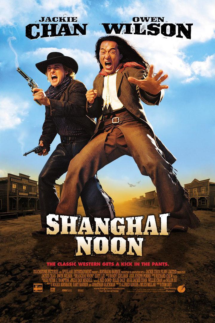 Jackie Chan Movies Shanghai Kid