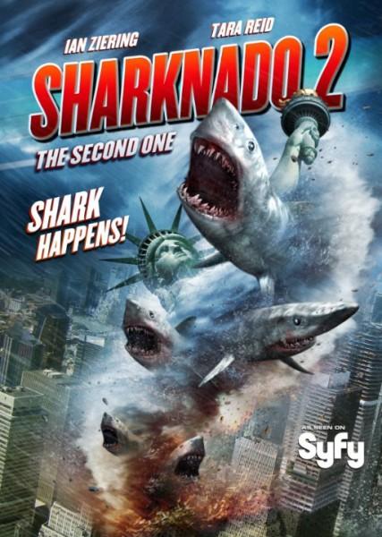 sharknado-2-poster