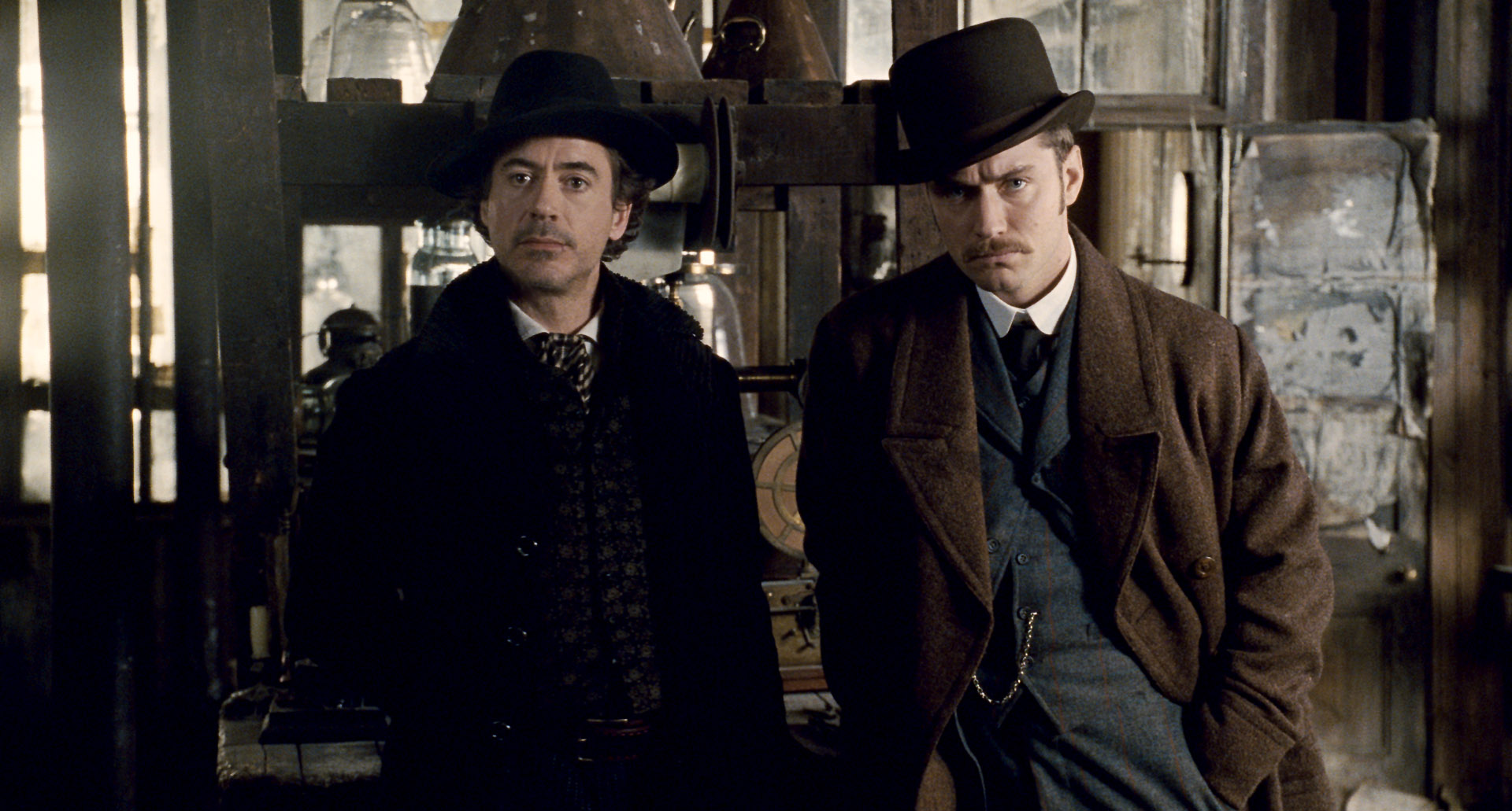 Confessions Of A Movie Goer 25 Sherlock Holmes 2009