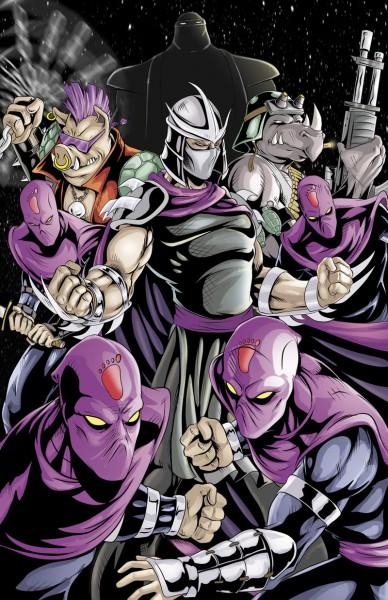 shredder-foot-clan