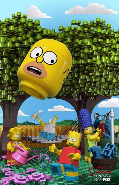 simpsons-lego-poster