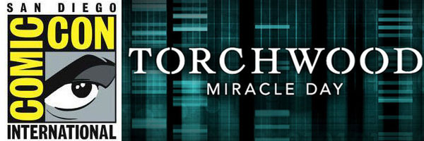 Comic Con: TORCHWOOD: MIRACLE DAY Interview slice