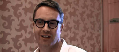 Nicolas Winding Refn DRIVE, LOGAN'S RUN, ONLY GOD FORGIVES Comic-Con slice