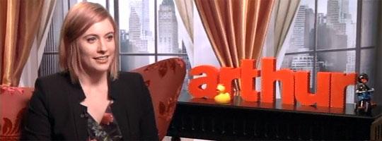 Greta Gerwig Interview ARTHUR slice