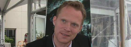 Paul Bettany talks PRIEST 3D at WonderCon slice