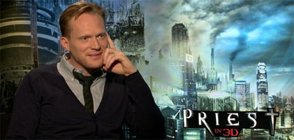 Paul Bettany Interview PRIEST slice