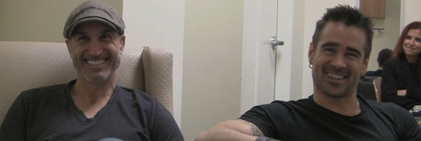 Colin Farrell and Craig Gillespie interview FRIGHT NIGHT slice