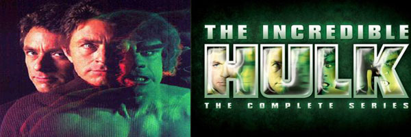 THE INCREDIBLE HULK: The Complete Series DVD slice