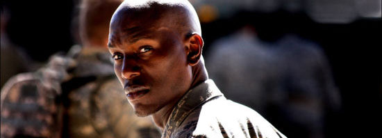 Tyrese Gibson Talks TRANSFORMERS: DARK OF THE MOON, FAST FIVE and FAST SIX slice