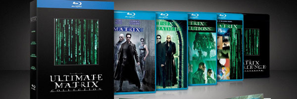 The Ultimate Matrix Collection slice