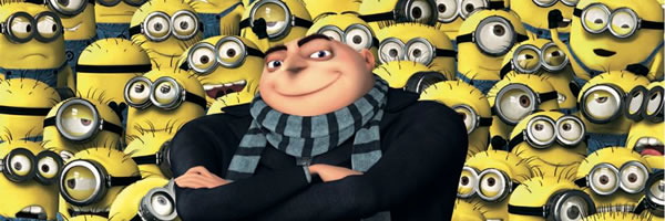 Minions Despicable Me Pics. DESPICABLE ME Sequel Greenlit;