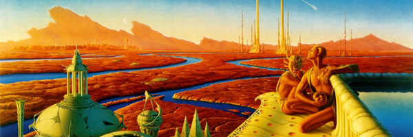 Paramount Options Ray Bradbury's THE MARTIAN CHRONICLES