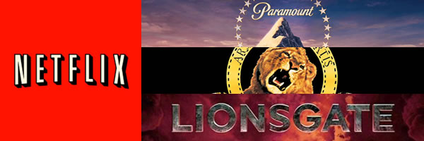 Movies From Paramount Mgm And Lionsgate Set To Hit