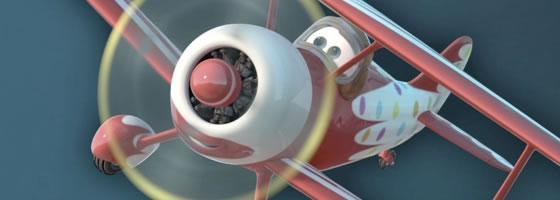 Disney Officially Announces PLANES, a Direct-to-DVD Spin-Off of ...
