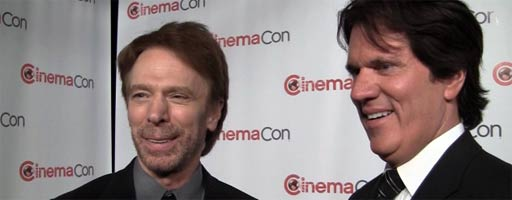 Jerry Bruckheimer and Rob Marshall interview PIRATES OF THE CARIBBEAN: ON STRANGER TIDES slice