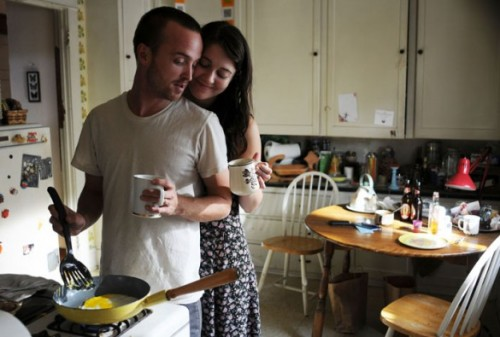 smashed aaron paul mary elizabeth winstead