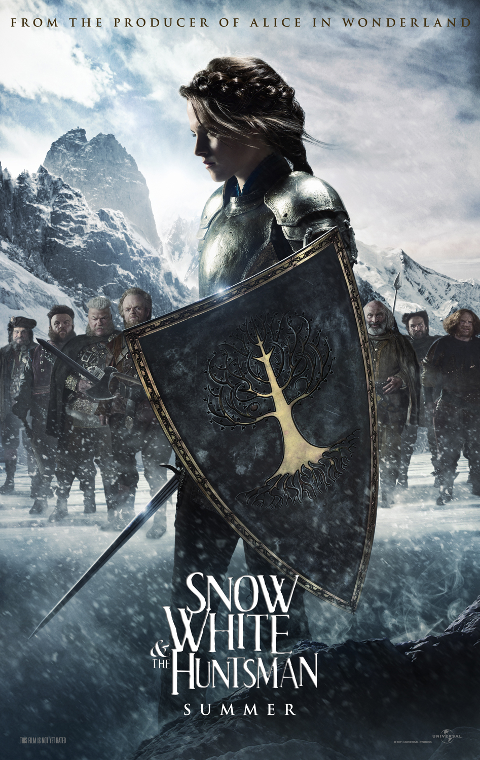 Watch Snow White and the Huntsman Movie Online Free 2012