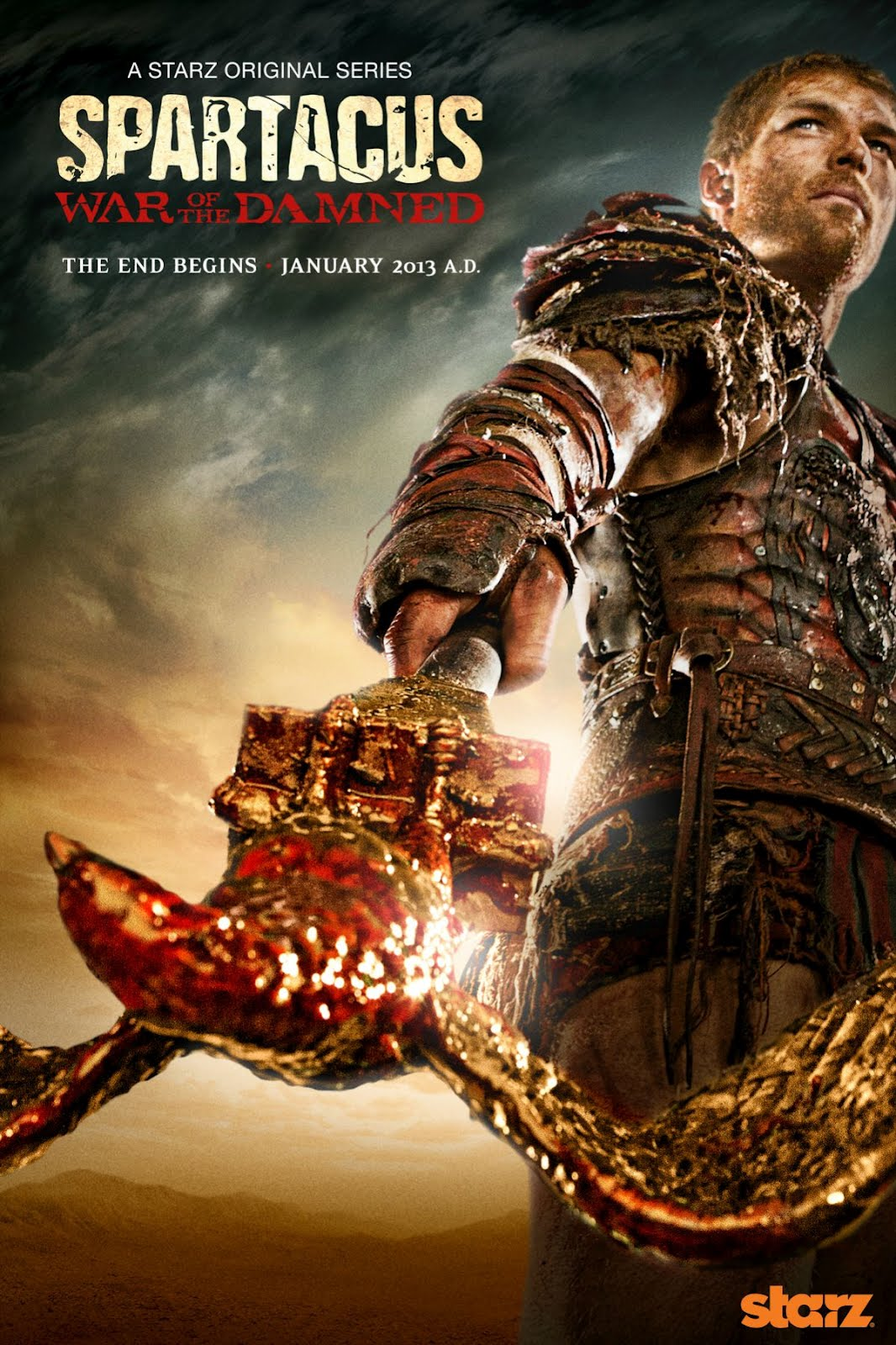 Post thumbnail of Spartacus : War of the Damned 2013 Sezonul 3 Episodul 1 Enemies of Rome